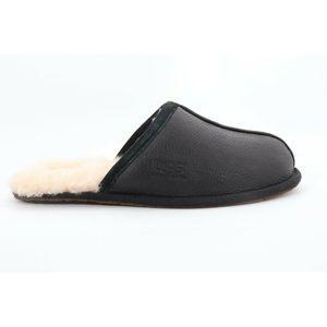 UGG Men's  Slippers Black Size US 9 (EPB )4130